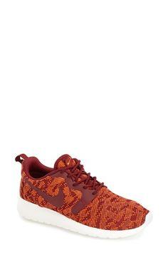 Nike+'Roshe+Run'+Jacquard+Sneaker+(Women)+available+at+#Nordstrom
