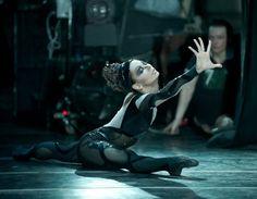 "© Nikolay Krusser Николай Круссер  Elena Podymova Елена Подымова as ""Death"", ""Romeo and Juliet"", Leonid Yacobson Ballet"