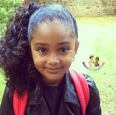 Mixed baby girl hairstyles african americans Ideas for 2019 Biracial Children, African Children, Art Children, Beautiful Black Babies, Beautiful Children, Precious Children, Baby Girl Hairstyles, African Hairstyles, Cute Mixed Babies