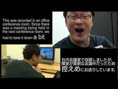 Takenobu Mitsuyoshi, his song is starting at 5m25s - http://www.youtube.com/watch?v=F3V3tLfSVKg=1#t=5m25s