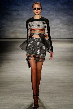 Serendipitylands: FASHION WEEK NEW YORK SPRING 2015 - BIBHU MOHAPATR...