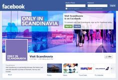 The Scandinavian Tourist Boards' Facebook Page  - http://facebook.com/goscandinavia
