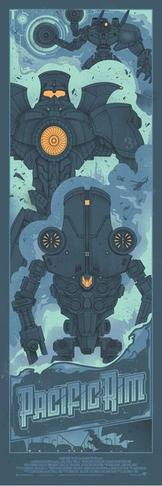 Pacific Rim /// by Graham Erwin