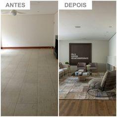 Antes e Depois - Vila Nova Conceição, SP