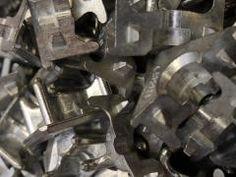Schüttgut - Produktionsteile aus Zinkdruckguss