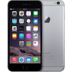 Apple iPhone 6 Space Grey Unlock Fully Refurbished Condition With Warranty f0e29fc14a