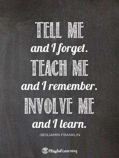 creative classrooms - Benjamin Franklin