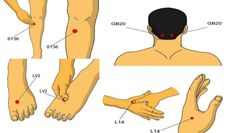 Press These Spots And Remove The Pain, Anxiety And More In Just 5 Minutes - Health Expert Group Height To Weight Chart, Bolet, Hand Massage, Palm Of Your Hand, Pressure Points, Sore Muscles, Injury Prevention, Alternative Health, Massage Therapy