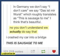 Peak Germany.