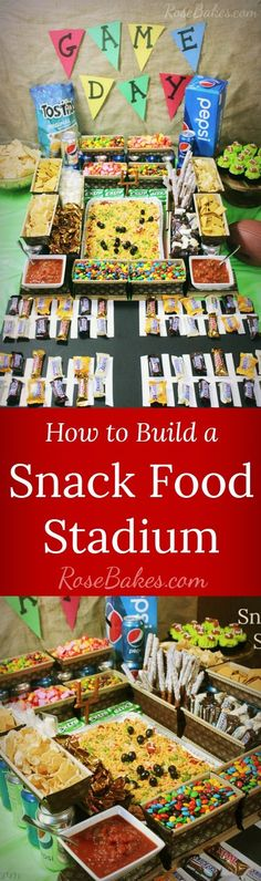 How to Build a Snack