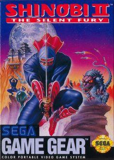 GG Shinobi II: The Silent Fury (Game Gear, 1992)