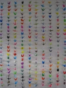 Origami Cranes: The Simple Yet Elegant Art of Folding a Piece of Paper