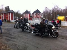 Harley Davidson benefit event in Nallikari on mothers day.