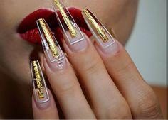 #Nails #NailArt via - ROYMakeupArtistry,Nails;FX (@princess_paige1) on Instagram