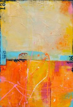 erin ashley #colorful #abstract #art