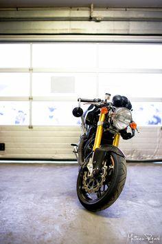 Ducati Sport Classic by Matthieu Pegard