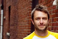 Chris Hardwick, Oh how I love me some nerdist.  Sexy bitch he is.