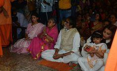 #Durgapuja #Bachchans