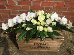 Sprays & Sheafs Funeral & Sympathy Flowers from Springfield Florist of Chelmsford, Essex | Chelmsford Florist: Sympathy Bouquets, Sprays, Crosses, Coffin Sprays and Wreaths