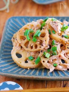レンジでラクラク♪『無限♡れんこんとツナのうまだれサラダ』 by Yuu | レシピサイト「Nadia | ナディア」プロの料理を無料で検索