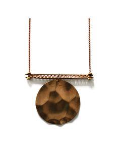 Rosarum Necklace - Fall 2012 Laura Lombardi Jewelry