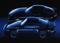 Porsche 928 GT & Porsche 911 Turbo 3.3   Auto Clasico   Flickr