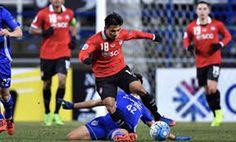 เอเอฟซี แชมป์เปี้ยนลีก อุลซาน ฮุนได 0 - 0 เอสซีจี เมืองทอง ยูไนเต็ด @ดูบอลย้อนหลัง