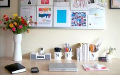 Get more from your study time by setting up a dedicated study space at home. Follow our tips for creating a productive (and pretty) study area, even if space and budget is limited.   A big advantage of online study is working from your own home and while it's tempting to settle down on the …