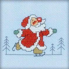 Thrilling Designing Your Own Cross Stitch Embroidery Patterns Ideas. Exhilarating Designing Your Own Cross Stitch Embroidery Patterns Ideas. Cross Stitch Christmas Cards, Santa Cross Stitch, Cute Cross Stitch, Cross Stitch Designs, Cross Stitch Patterns, Christmas Sewing, Christmas Embroidery, Christmas Cross, Cross Stitching