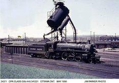 CPR Steam Locomotives