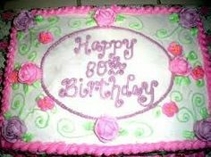 Grandma Birthday Cake Cakes I Make Pinterest