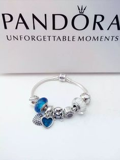 Pandora Bracelet Design Ideas authentic pandora sterling silver 925 ale bracelet with european beads and charms winter white f1 on 199 Pandora Charm Bracelet Hot Sale