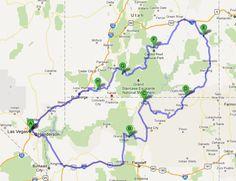 the grand circle road trip