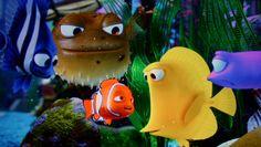 Bubbles Finding Nemo Dress