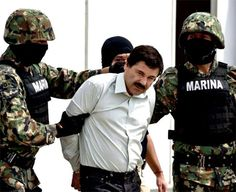 Le narkotik-trafiqua 'Le Chapo' Guzman, prisonere de nove