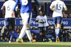 Highlight เอฟเวอร์ตัน 0-3 สเปอร์ ไฮไลท์ฟุตบอลพรีเมียร์ลีกอังกฤษ Everton 0-3 Tottenham Premier League English