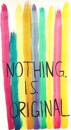 everything influences everything else
