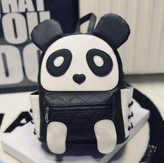Women Leather Backpack Cute Cartoon Panda School Bags For Teenagers Girls Kawaii Children Backpacks Rugzak Mochilas Femininas  Item Type: BackpacksBackpacks Type: SoftbackCarrying System: Arcuate Should...   https://nemb.ly/p/NyMlyRM=W Happily published via Nembol