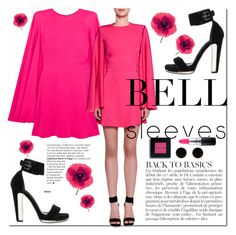 """""""the bell fashion sleeves"""" by licethfashion ❤ liked on Polyvore featuring Alexander McQueen, Anja, MAC Cosmetics, Bobbi Brown Cosmetics and Pottery Barn"""
