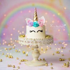 O my! What a magical cake! Getting ready for Lexi's 2 year smash cake  #kimberlygphotography #mygranddaughter #cakesmash #smashcake…