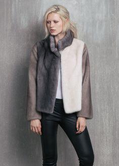 Vizelle fur jacket