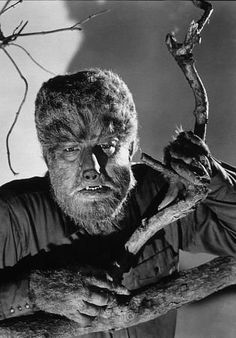 """The Wolfman"" Lon Chaney Jr. 1940 Universal"