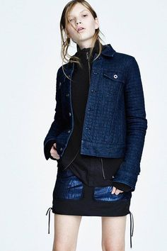 Diesel black gold pre-fall 2016 collection~