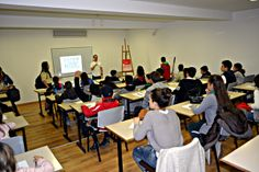 24/11/2013: At the Thessaloniki's comics show: a workshop with Comenius team on the history and making of comics. Great day!