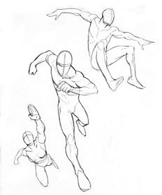 Action Poses Reference Sheet by Seiorai on DeviantArt Anatomy Sketches, Anatomy Drawing, Art Drawings Sketches, Cartoon Drawings, Action Pose Reference, Anime Poses Reference, Action Poses, Figure Sketching, Figure Drawing Reference