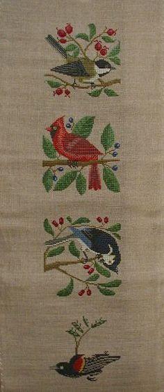 Prairie Schooler Book 44 Birds & Berries