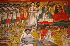 Queen of Sheba Ethiopia | Here is Queen of Sheba and King Solomon: