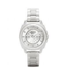 The Mini Boyfriend Bracelet Watch from Coach