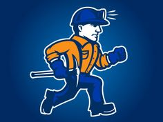 University of Wisconsin - Platteville athletic mascot logo