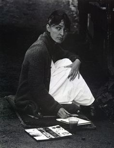"Alfred Stieglitz called the relationship between himself and Georgia O'Keefe, ""a mixing of souls,"" and that's a perfect description of this new fictional biography of Georgia . It's like her story can't be told without Alfred's and vice versa. The two artists met in 1915 and became lovers and eventually husband and wife, a relationship that lasted until Stieglitz's death in 1946. The book is an intimate look at their marriage including the spaces each carved out for themselves to create…"